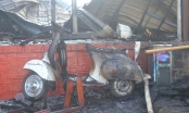 Lâm Đồng: Cháy lớn ở quán cà phê trong Khu du lịch hồ Tuyền Lâm
