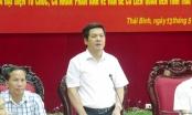Ông Nguyễn Hồng Diên được bầu Bí thư Tỉnh ủy Thái Bình