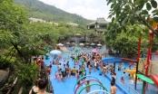 Công viên suối khoáng nóng tại Đà Nẵng đón 10.000 khách trong 1 ngày