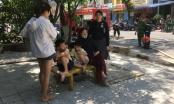 Đà Nẵng: Du khách nước ngoài liều mình cứu hai cháu bé trong đám cháy