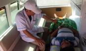 Cứu nạn thuyền viên nghi bị thủng dạ dày trên vùng biển Hoàng Sa