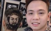 Chàng trai xứ Nhút Nghệ An với tài khắc họa chân dung lên tóc
