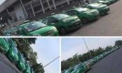 """""""500 anh em"""" taxi Mai Linh tụ họp tại đại bản doanh để tìm người đàn ông cầm gạch tấn công tài xế?"""
