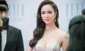 Vũ Ngọc Anh xin lỗi vì nhầm tên thương hiệu, tiếp tục 'đốt mắt' với đầm xuyên thấu khoe ngực trên thảm đỏ Cannes