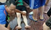 Nghệ An: Rò điện tại bể bơi, một phụ nữ nhập viện