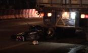 Bình Dương: Tông đuôi container đang dừng đỗ, nam thanh niên tử vong