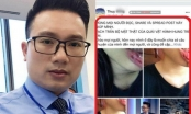 Sự thật việc MC Minh Tiệp của VTV bạo hành em vợ gây xôn xao mạng xã hội