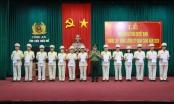 Thừa Thiên Huế: 999 Cán bộ chiến sĩ Công an được thăng cấp, nâng lương
