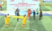 TRỰC TIẾP chung kết Presscup 2018: Đài Tiếng nói Việt Nam - CLB Phóng viên thể thao TP Hồ Chí Minh