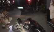 Nghệ An: Xe ôtô biển xanh gây tai nạn khiến 1 thanh niên tử vong tại chỗ