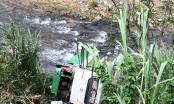 Nóng: Xe khách lao xuống vực sâu, 21 người thương vong ở Kon Tum