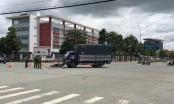 Bình Dương: Tông vào đầu xe tải, nam thanh niên tử vong tại chỗ