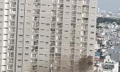 Cháy chung cư I-home cao 15 tầng, cư dân hốt hoảng bỏ chạy