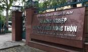 Sở Nông nghiệp tỉnh Nghệ An có 442 cán bộ trưởng, phó phòng!