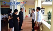 Thứ trưởng Bộ Giáo dục và Đào tạo kiểm tra kỳ thi THPT quốc gia tại Hà Giang