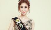Chi Nguyễn gợi cảm trong trang phục dạ hội trước thềm Chung kết Miss Asia World