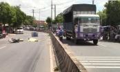 Bình Dương: Sau va chạm với xe tải, người đàn ông tử vong tại chỗ