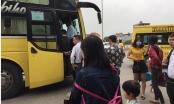 Clip xe vua lộng hành tuyến Hà Nội – Sapa