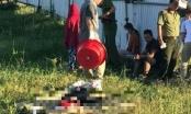 Hoảng hồn khi phát hiện nam thanh niên chết bất thường trước cổng khu công nghiệp Tràng Duệ