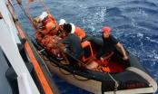 Cứu nạn thuyền viên bị nhồi máu não khi tàu cách bờ 75 hải lý