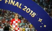 Luka Modric CHÍNH THỨC đoạt QBV World Cup 2018
