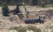 Bình Thuận: Nhiều điểm tập kết cát bất thường