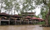 Slide Địa ốc: Dự án resort lấn chiếm nghiêm trọng tại sông Hậu