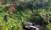 Vụ xe khách lao xuống vực ở Cao Bằng: Tạm giữ tài xế lái xe để điều tra