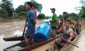 Vỡ đập thủy điện ở Lào: Lực cứu hộ đưa người dân ra khỏi vùng ngập