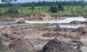 """Đắk Lắk: Người dân bức xúc với nạn """"cát tặc"""" hoành hành tại xã Ea Hleo"""