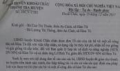Vụ lãnh đạo HTX Hàm Tử bị tố giả mạo chứ ký: Ban Nội chính tỉnh Hưng Yên vào cuộc