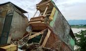 Nhiều hộ dân có nguy cơ mất nhà vì sạt lở
