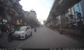 Truy tìm Hyundai i10 gây tai nạn liên hoàn rồi bỏ chạy