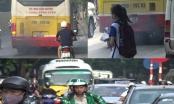 Bản tin Xe Plus: Hàng loạt xe bus trong nội đô vô tư nhả khói đen ra đường