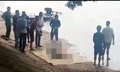 Bàng hoàng phát hiện thi thể cô gái nổi trên hồ Linh Đàm