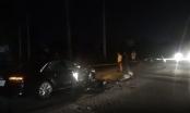 Bình Dương: Xe máy va chạm với xe ô tô, nam thanh niên tử vong tại chỗ