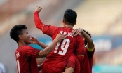 Video U23 Việt Nam (3-0) U23 Pakistan: Chiến thắng giòn giã