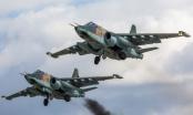 Quân đội Nga chặn đường cao tốc để cường kích Su-25 hạ cánh