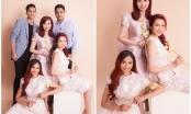 Gia đình hạnh phúc, các con xinh đẹp vạn người mê của Hoa hậu biết nhiều ngoại ngữ nhất Việt Nam