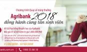 Agribank đồng hành cùng Tân sinh viên 2018