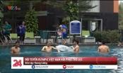 Đội tuyển Olympic Việt Nam hồi phục thể lực