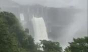 Mưa lớn, thủy điện xả nước, miền tây xứ Nghệ lại tiếp tục đón lũ