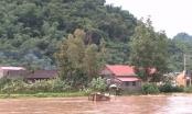 Mưa lũ tại Sơn La: 1 người thiệt mạng, 33 nhà bị đổ sập