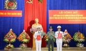Công bố quyết định bổ nhiệm 2 Phó Giám đốc Công an tỉnh Quảng Ninh