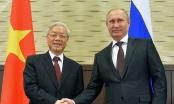 Tổng Bí thư Nguyễn Phú Trọng sẽ hội đàm với Tổng thống V. Putin