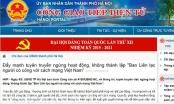 Yêu cầu ngừng hoạt động 'Ban Liên lạc người có công với cách mạng Việt Nam'