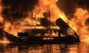 Indonesia: Cháy và chìm phà chở 147 người, ít nhất 10 người thiệt mạng, nhiều người mất tích