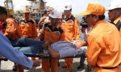 Khánh Hòa: Đưa 10 thuyền viên bị ngộ độc thực phẩm vào bờ an toàn