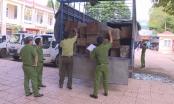 Đắk Lắk: Bắt giữ xe tải chở 31 hộp gỗ lậu