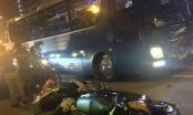 Khởi tố vụ rơi khung sắt trên đường Lê Văn Lương khiến 1 người tử vong